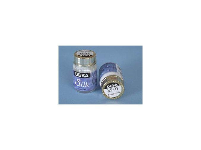 Barva na hedvábí Deka Silk 35-91 accent white 25 ml