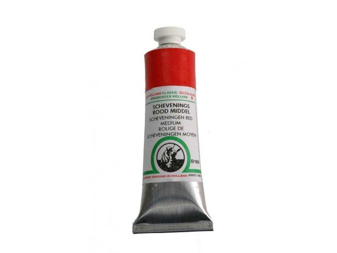 B169 Scheveningen red medium 40 ml