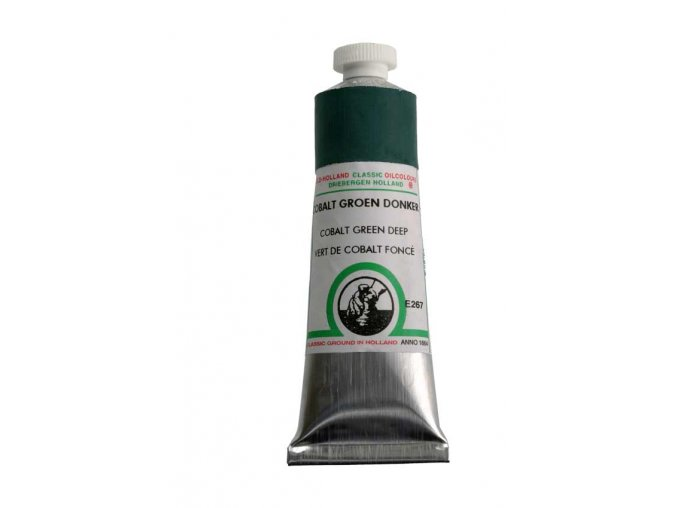 E267 Cobalt green deep 40 ml