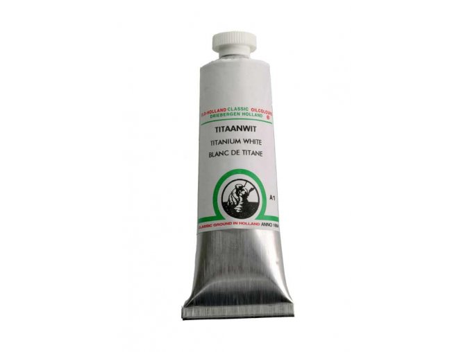A1 Titanium White 40 ml