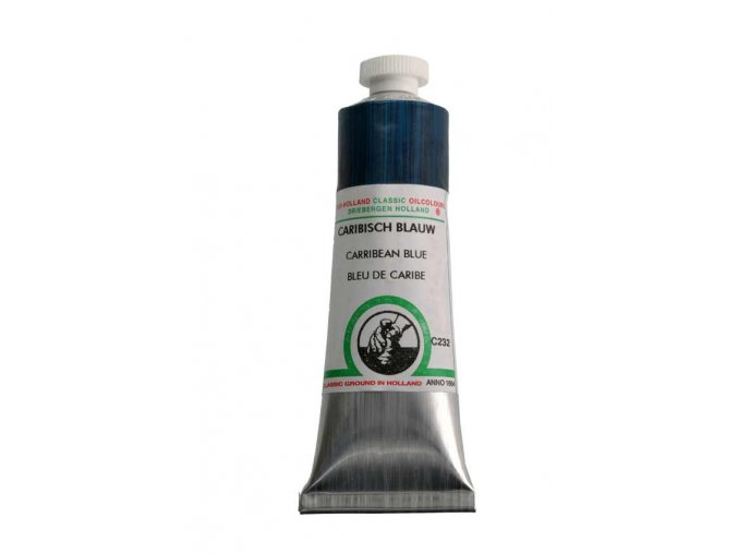 C232 Carribean blue 40 ml