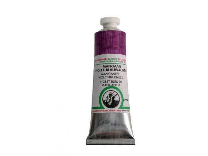 C196 Manganese violet-blueness 40 ml