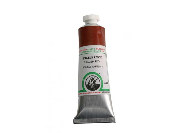 A63 English Red 40 ml