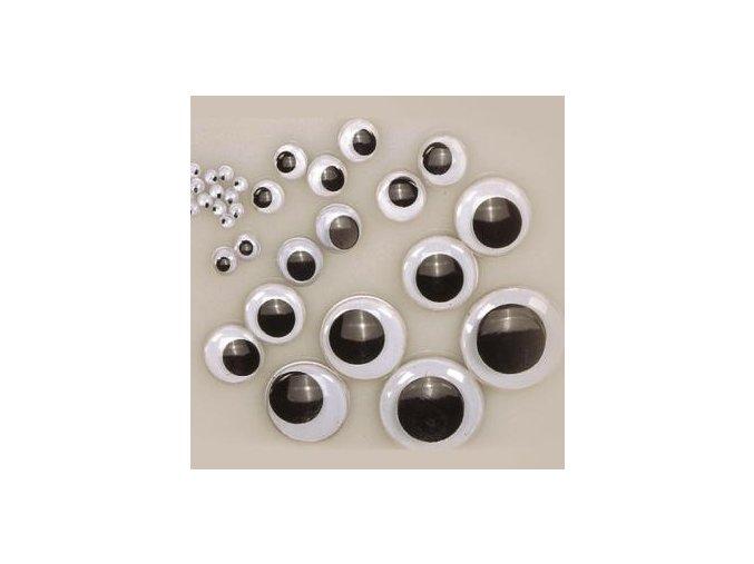 Oči plastové 18mm/10ks 6.2249.407