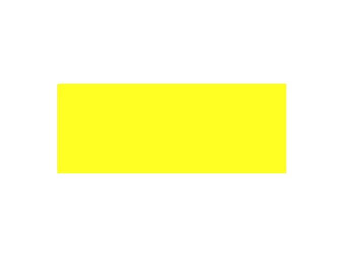 Permaset Glow  zářící žlutá 1L