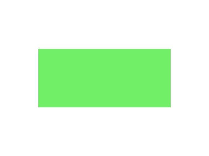 Permaset Glow  zářící zelená 1L