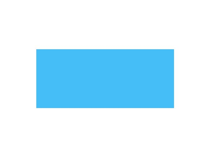 Permaset Glow SC  zářící modrá 4L