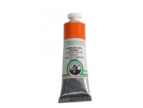 E142 Cadmium yellow orange 40 ml