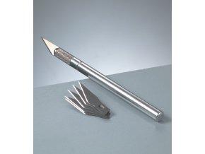 Nůž + 5 ks čepelí            1802504