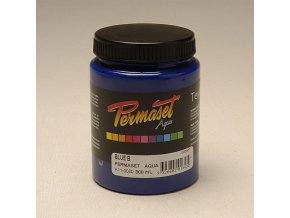 Permaset-standard 300ml modrá B