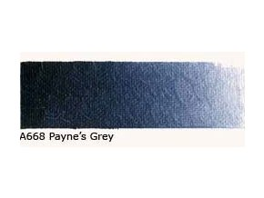 A 668 Payne's Grey 60 ml