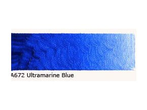 A 672 Ultramarine Blue  60 ml
