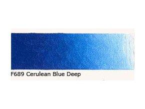 F 689 Cerulean blue deep 60